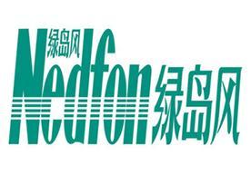 廣東綠島風空氣系統股份有限公司Logo