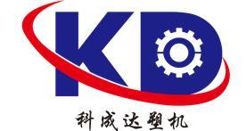青岛科成达塑料机械有限公司销售部Logo