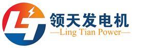 廣東領天機電設備有限公司Logo
