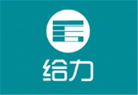 阜宁县给力风筒布有限公司Logo