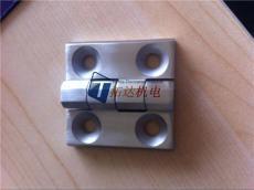 绍兴不锈钢精铸工业合页电柜铰链60*60*8