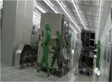 高精密设备搬迁 无尘室设备搬运 明通集团