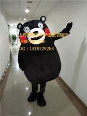 上海熊本熊卡通玩偶租赁熊本熊卡通衣服租借