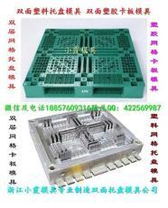 浙江做塑料模具 注射 注射双层栈板模具工厂