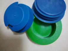 濰坊塑料法蘭蓋 鋼管內塞 防塵蓋子