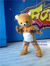 上海輕松熊卡通玩偶租賃懶懶熊人偶租賃