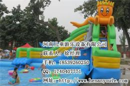 河南大型充氣玩具 充氣動物玩具 兒童游樂