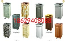 吳忠市鋼木垃圾桶生產廠家