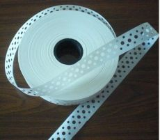 三排孔胶带木业用修补胶带 单排孔本色胶带
