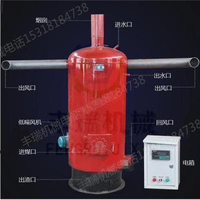 燃煤温控热风炉 加温取暖温控炉15318184738