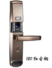 南宁智能家居指纹锁密码感应卡一体开门方式