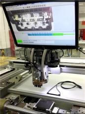 太阳能接线盒热压机 光伏组件接线盒热压机