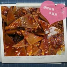 湖南特色特产 平江香干素牛排厂家批发直销