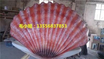 东莞贝壳雕塑