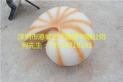 杭州贝壳雕塑