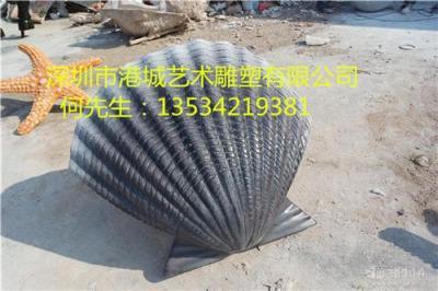 海南贝壳雕塑