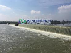 烟台桑尼橡胶生产生态气盾坝提供安装指导