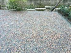 绍兴彩色透水混凝土路面