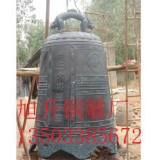 铸铁雕塑 铸铁雕塑厂家 铸造铁钟 旭升铜雕