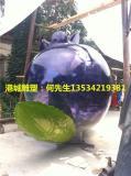 东莞出口水果雕塑模型