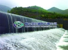 厂家生产桑尼橡胶气盾坝原理图片安装指导