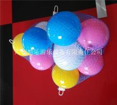 酷樂海洋球彩色兒童環保塑料PE海洋球波波球