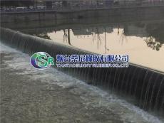 桑尼橡胶指导安装气盾坝设计施工方案