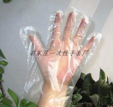 外壓花內平滑一次性手套加工廠家