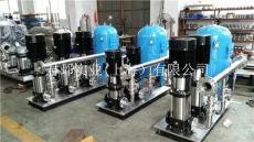 JYBP系列變頻調速恒 變 壓給水設備
