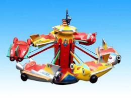 大量供应儿童升降小飞机价格 水路战车
