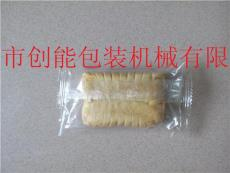 獨立拉絲小面包套膜包裝機