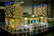 廠家批發北安沙盤模型設計制作公司