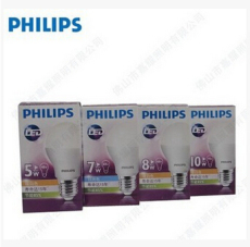 飞利浦3W 4.5W 7W 7.5W 9.5W 12.5W LED球泡