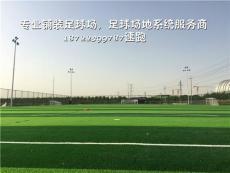 天津足球场地施工铺装 足球场地平整度