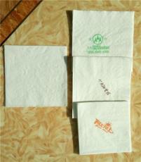 河北保定印标餐巾纸 盒装餐巾纸定制