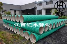 高强度PP-HM高强度聚丙烯双壁波纹管价格