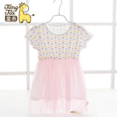 婴儿裙子夏季女童连衣裙公主裙夏装女宝