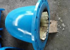 钢衬橡胶陶瓷耐磨管道