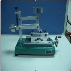 QHQ手搖鉛筆硬度計漆膜硬度測試儀