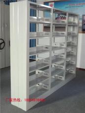 菏澤哪里有生產定做鋼制雙面圖書架的廠家