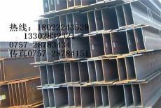佛山热轧工字钢加工厂 镀锌工字钢