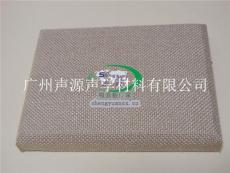 布艺软包吸音板 广州布艺吸音板