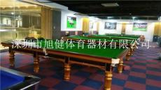 广州增城桌球台 英式比赛台 更换台球桌布