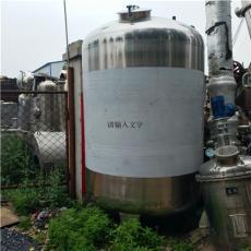 出售二手搪瓷搅拌式反应釜 不锈钢反应釜