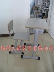 河南課桌椅 學生課桌凳 單人培訓學生桌
