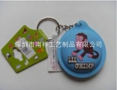 北京PVC鑰匙扣定做廠家PVC吊牌制作批發