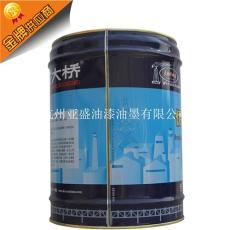 杭州大橋金屬表面銀粉漆噴涂方法施工