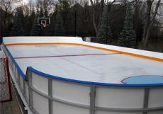 仿真冰場圍板 仿真滑冰場圍板 仿真溜冰場圍