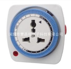 廠家直銷HCS-CMT002機械式圓形定時插座