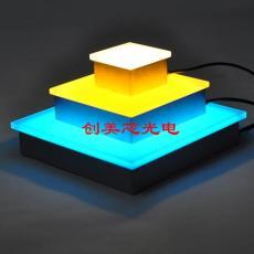 廣場地面LED發光地磚燈
